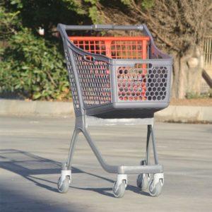 carrello spesa in plastica polycart p75