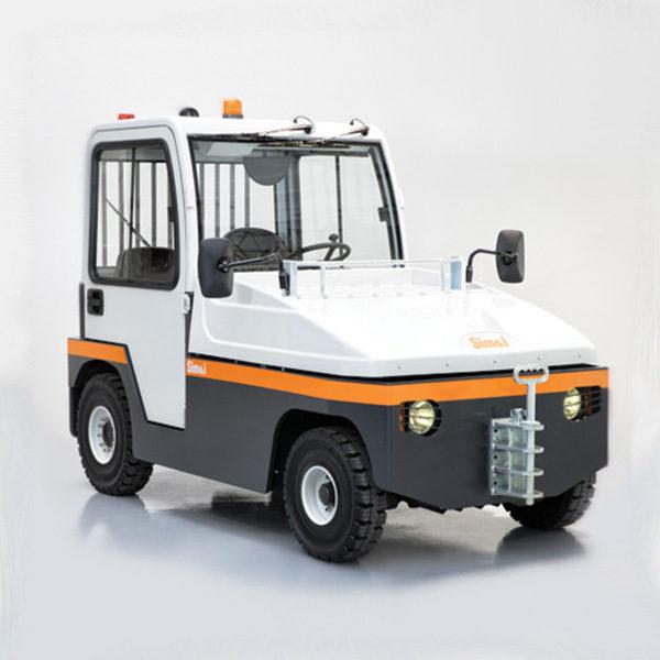 trasportatore elettrico 4 ruote TE250R