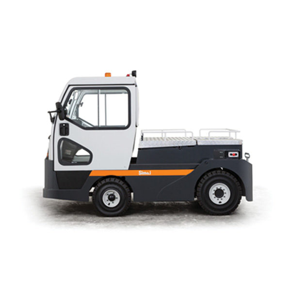 trattori elettrici a traino 4 ruote TE291