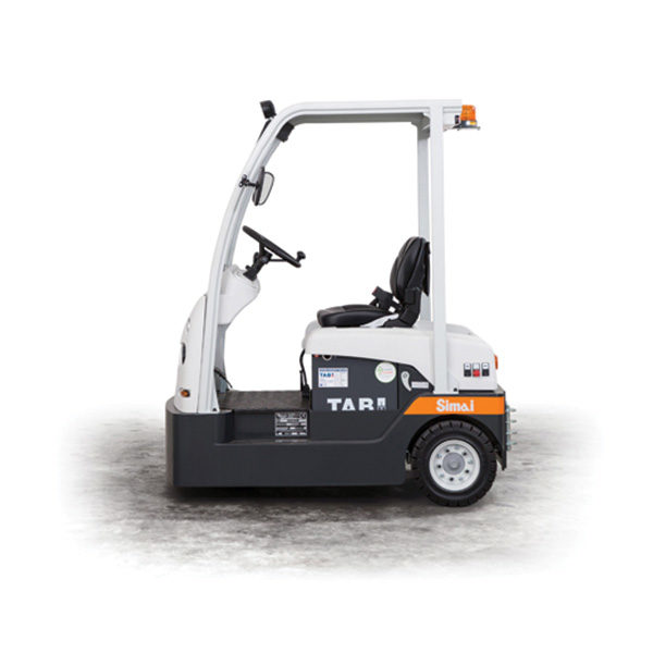 TTE71 trattori elettrici 3 ruote