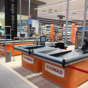 Soluzioni per negozi e supermercati