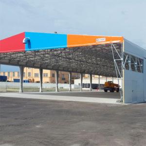capannoni industriali mobili