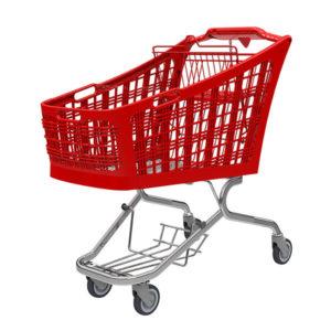 Carrelli per la spesa per Supermercati