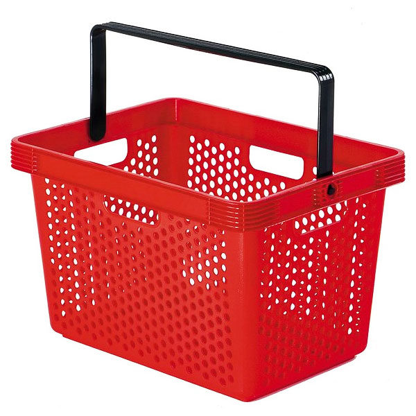 cesto in plastica 30 litri