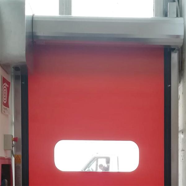 porta avvolgibile servomec