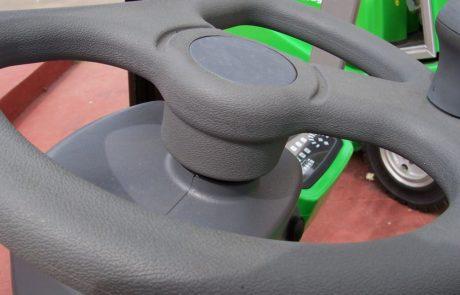 volante muletto