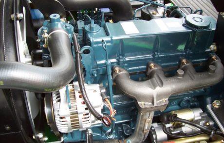 motore muletto