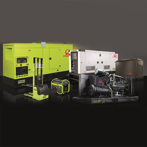 gruppi elettrogeni generatori a gas