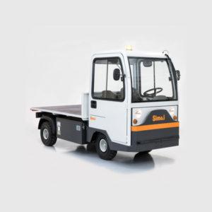 trasportatore elettrico a 4 ruote