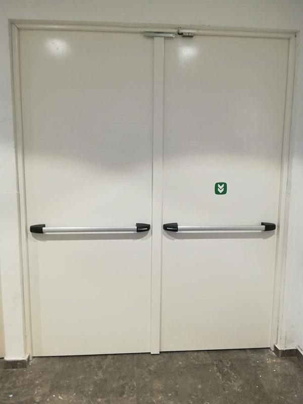 porta rei 120 doppia anta