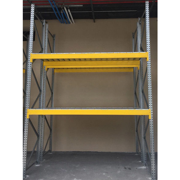 Scaffalature Industriali Biella.Scaffali Portapallet Fortissimo Modulo Iniziale