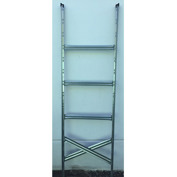 Scaffalature Metalliche Componibili Bari.Spalla Terminale Per Scaffalatura Componibile Scaffali Metallici