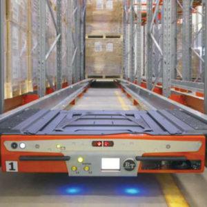supporto di carico semiautomatico toyota