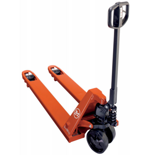 transpallet elevatore manuale