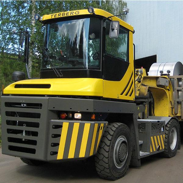 trattori portuali terberg